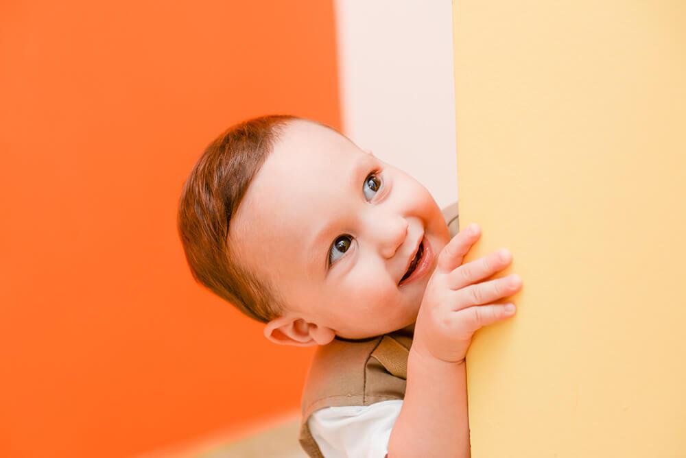 乳幼児の写真