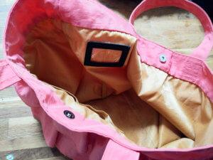 0歳児の保育園バッグ中身の写真